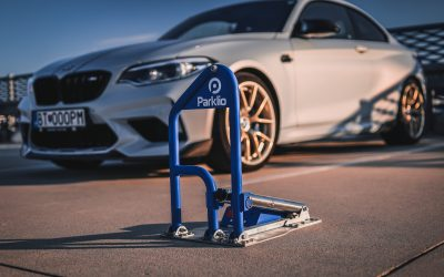 Protect your parking with smartphone-controlled carpark barriers