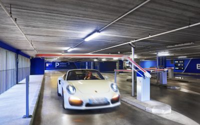 Reporting in Carpark Management Systems