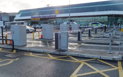 Improving parking revenue for airports